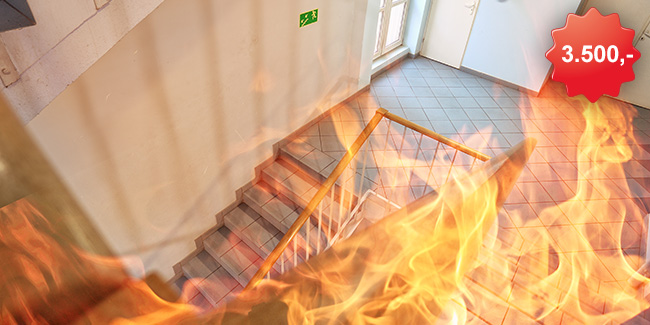 Brannforebyggende kurs - «Brannvernleder»